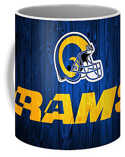 Los Angeles Rams Barn Door Coffee Mug