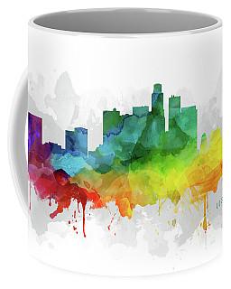 Los Angeles Skyline Mmr-uscala05 Coffee Mug