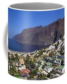 Los Gigantes In Tenerife Coffee Mug