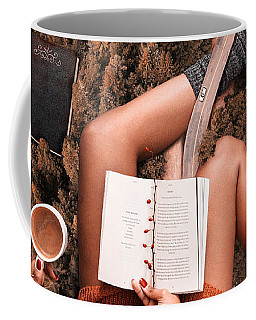 Lose Yourself In A Good Book Coffee Mug