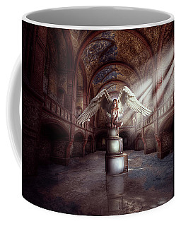Losing My Religion Coffee Mug by Nathan Wright