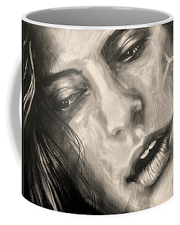 Coffee Mug featuring the photograph Losing Sleep ... by Juergen Weiss