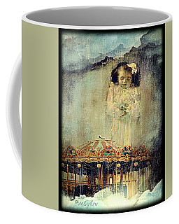 Coffee Mug featuring the digital art Loss Of Diety by Delight Worthyn