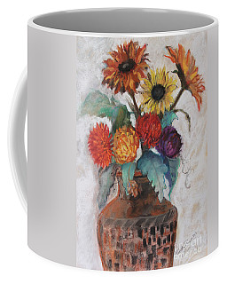Lost And Found Coffee Mug by Robin Maria Pedrero