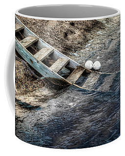 Coffee Mug featuring the photograph Lost Boys by Wayne Sherriff
