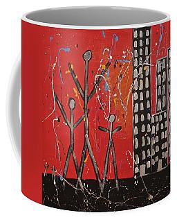 Lost Cities 13-001 Coffee Mug by Mario Perron