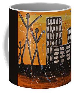 Lost Cities 13-002 Coffee Mug by Mario Perron