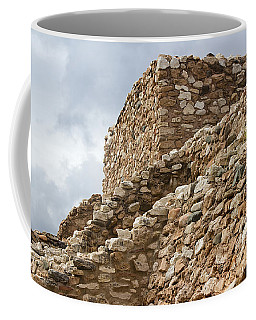 Coffee Mug featuring the photograph Lost Civilization by Phyllis Denton