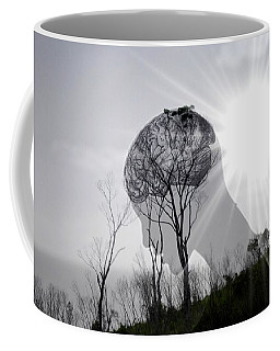 Lost Connection With Nature Coffee Mug