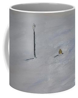 Lost Fire Hydrant Coffee Mug