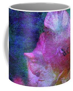Lost Gladiolus Blossom 3018 L_2 Coffee Mug