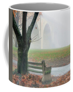 Lost In A Fog Coffee Mug