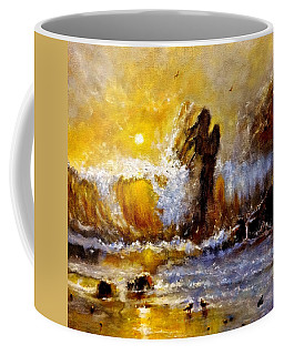 Lost In A Sunset.. Coffee Mug