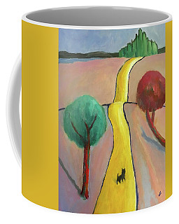 Lost In Oz Coffee Mug
