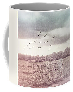 Lost In The Fields Of Time Coffee Mug