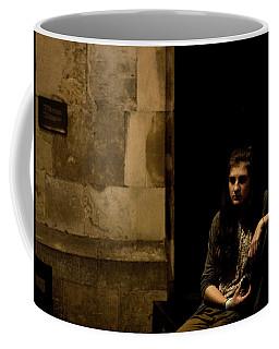 A Moment Of Melancholy, Lisbon Coffee Mug