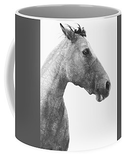 Lost In The Trees Coffee Mug