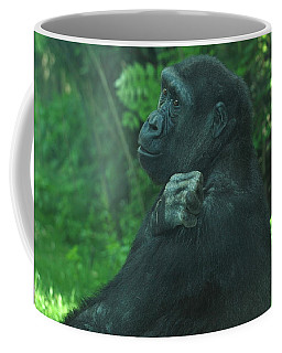 Coffee Mug featuring the photograph Lost In Thought by Richard Bryce and Family