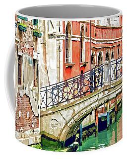 Lost In Venice Coffee Mug