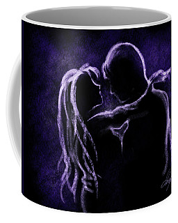 Lost In Your Eyes Coffee Mug by Dani Abbott