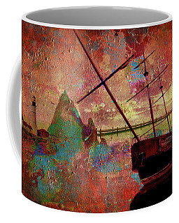 Lost Island Coffee Mug