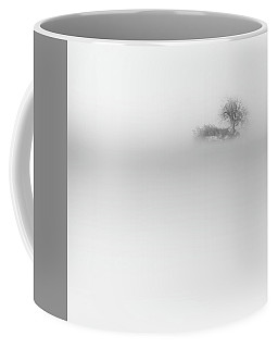 Coffee Mug featuring the photograph Lost Island Square by Bill Wakeley