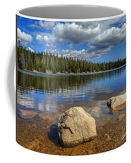 Coffee Mug featuring the photograph Lost Lake by Spencer Baugh