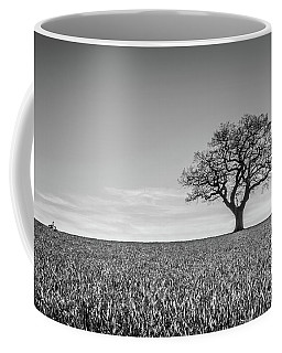 Coffee Mug featuring the photograph Lost by Nick Bywater