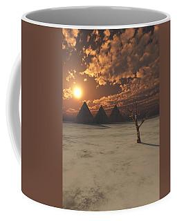 Lost Pyramids Coffee Mug