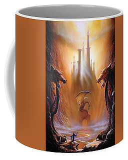 Lost Valley Coffee Mug