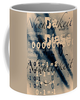 Lost--zero--nothingness Coffee Mug