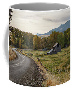 Lostine Valley Coffee Mug