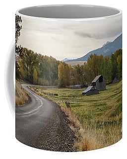 Lostine Valley Coffee Mug