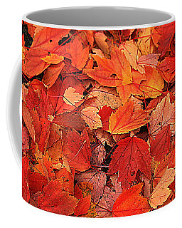 Lots O Leaves 2 Coffee Mug