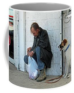 Lottery Ticket Coffee Mug by Joe Jake Pratt