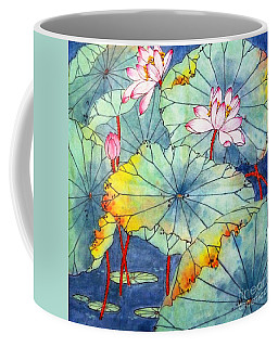 Lotus #2 Coffee Mug