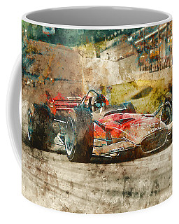 Lotus 49 - 33 Coffee Mug