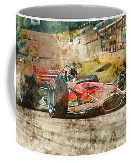 Lotus 49 - 33 Coffee Mug
