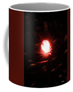 Coffee Mug featuring the photograph Lotus Blossom by Sally Sperry