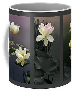 Lotus Collection II Coffee Mug by Jessica Jenney