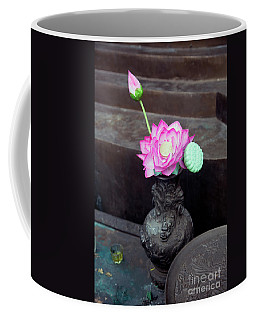Lotus Flowers Vase Hanoi  Coffee Mug