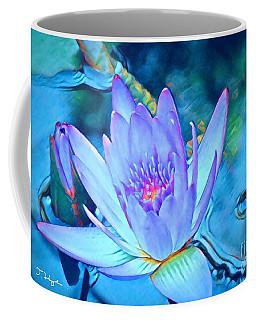 Lotus Heart  Coffee Mug