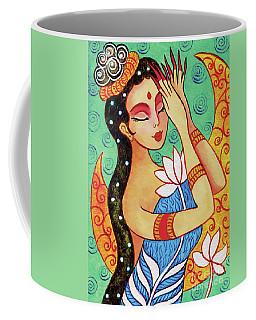 Lotus Meditation Coffee Mug