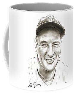 Lou Gehrig Coffee Mug