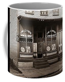Louis Czarniecki Miners Rest 209 George Ave Parsons Pennsylvania Coffee Mug