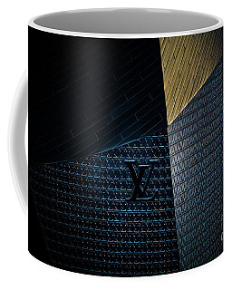 Louis Vuitton At City Center Las Vegas Coffee Mug