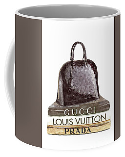 Louis Vuitton Bag Coffee Mug