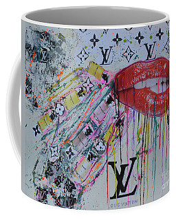 Louis Vuitton The Magnificent Seven 3 Coffee Mug