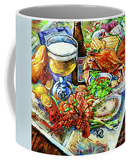 Louisiana 4 Seasons Coffee Mug