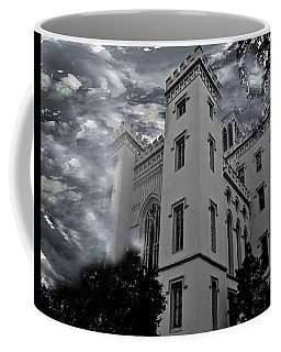 Louisiana Architecture Coffee Mug